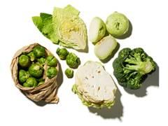 Légumes au chou