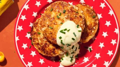 Boulettes de pain et carottes