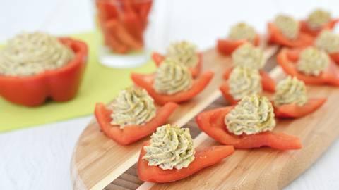 Mousse de pistaches
