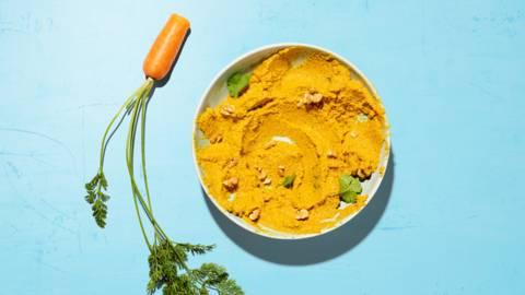 Sauce trempette carottes-gingembre
