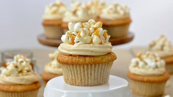 Muffins au popcorn
