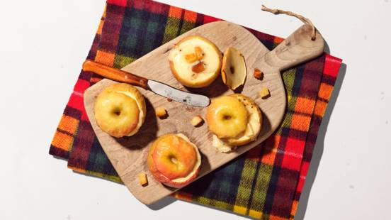 Pommes à la raclette