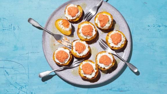 Abricots valaisans rôtis