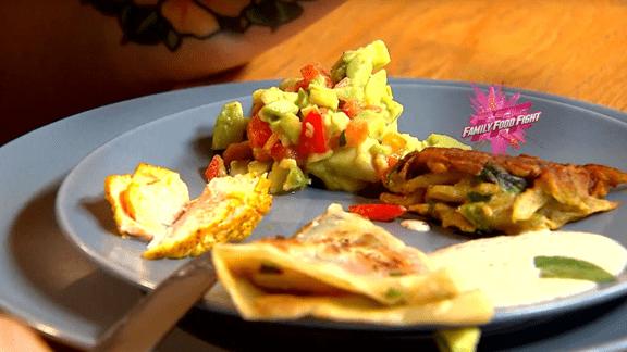 Family Food Fight: Avocadosalat