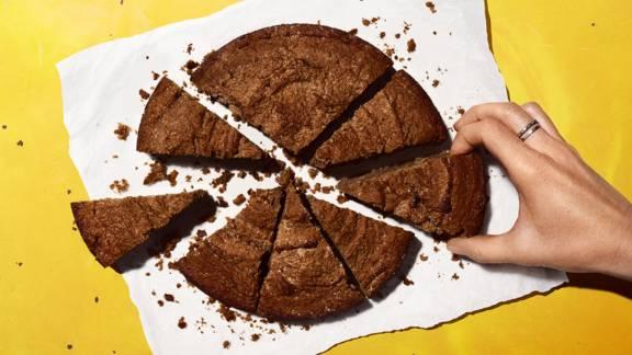 L'astuce de René: le gâteau au chocolat et à la pomme de terre