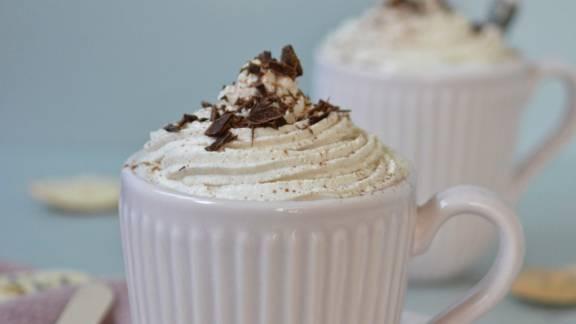 Chocolat viennois blanc