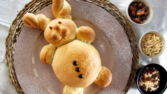 Gâteau «Lapin de Pâques»