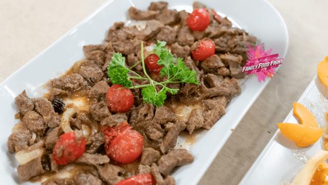 Family Food Fight: Veau d'origine suisse cuisiné à l'afghane