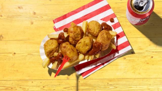 Nuggets de saucisse à rôtir