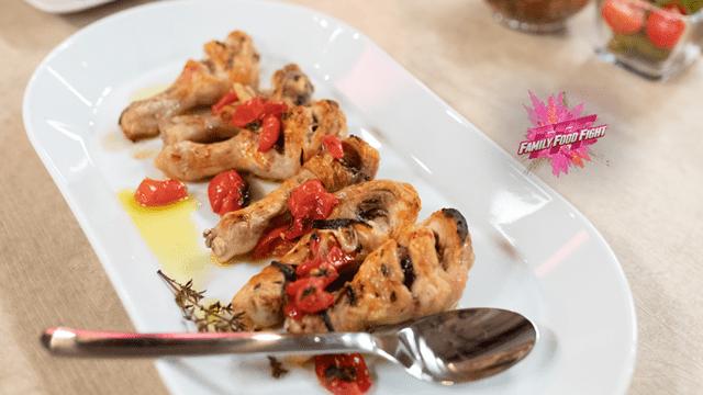 Poulet à la sicilienne