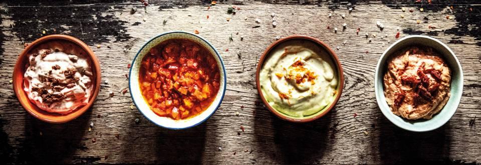 Sauces Barbecue - Mayonnaise aux tomates séchées