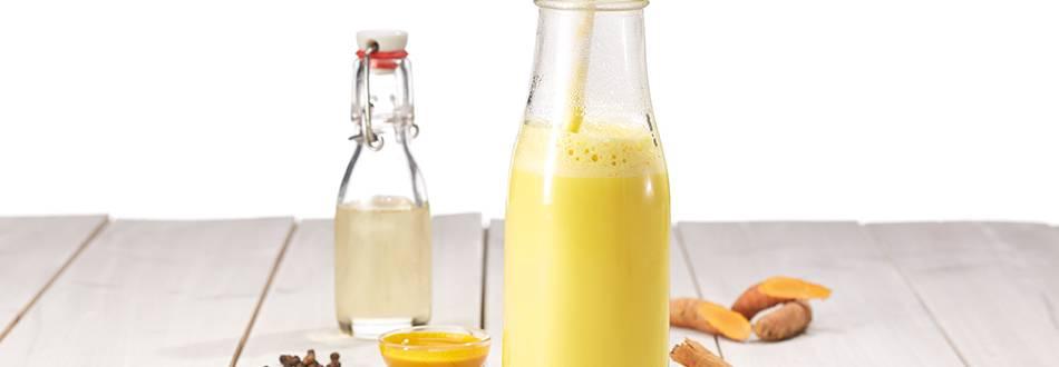 Golden Milk: un breuvage doré pour le corps et l'âme
