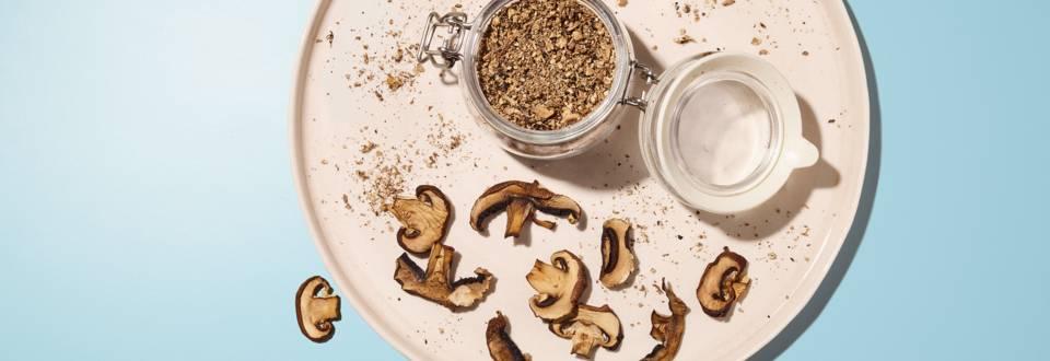 Poudre de champignons