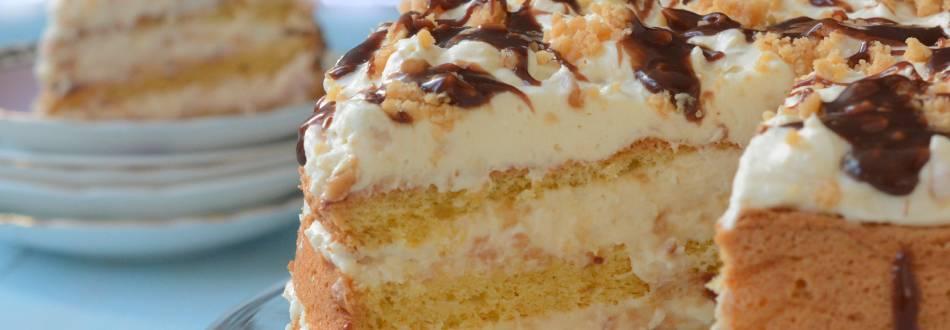 Gâteau de Pâques au fudge