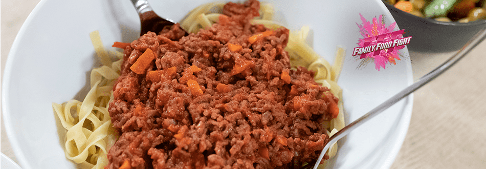 Family Food Fight: Tagliatelle mit Tomatensauce