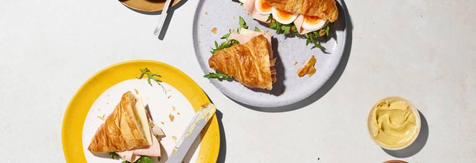 Croissants royaux