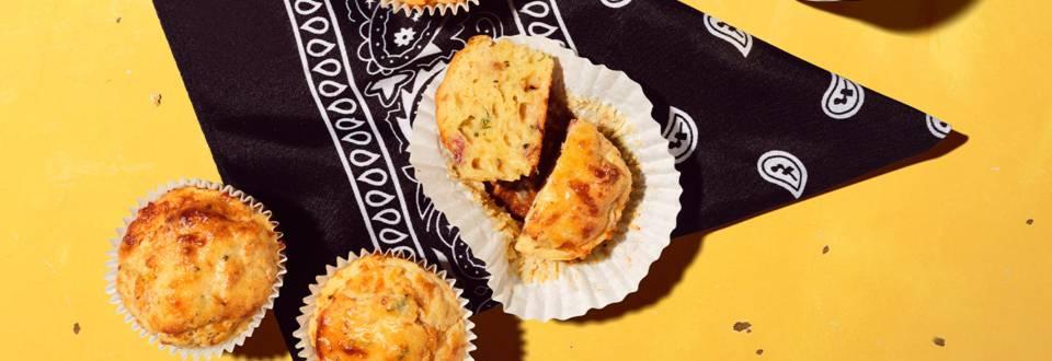 Muffins montagnards