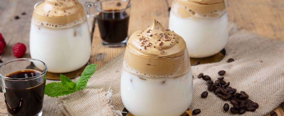 Dalgona café