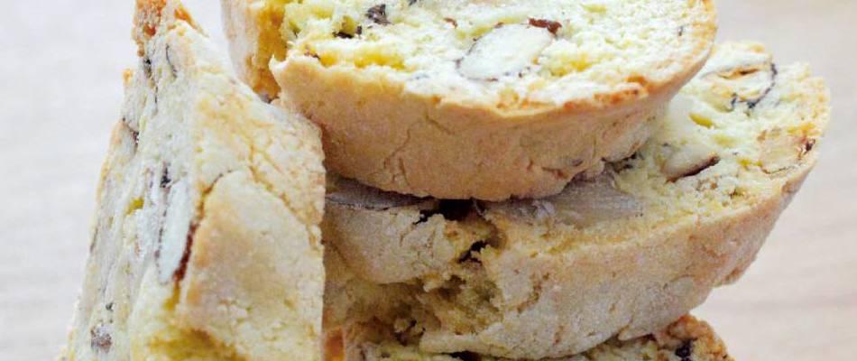 Cantuccini aux noix